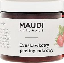 Parfums et Produits cosmétiques Gommage corporel au sucre et à la fraise - Maudi