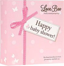Parfums et Produits cosmétiques Love Boo Happy Baby Shower - Coffret cadeau (gel douche/250ml + gel douche/250ml)