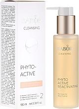 Parfums et Produits cosmétiques Nettoyant phyto actif réactivant à l'extrait de ginkgo biloba pour visage - Babor Cleansing Phytoactive Reactivating