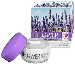 Parfums et Produits cosmétiques Crème à l'huile de lavande - Nature of Agiva Flower Day Cream For Normal to Mixed Skin