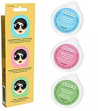 Parfums et Produits cosmétiques Kit de masques à l'argile manikuagan pour visage - Dizao
