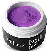Parfums et Produits cosmétiques Gel hybride pour ongles - Silcare The Garden of Colour Hybrid Gel 4D