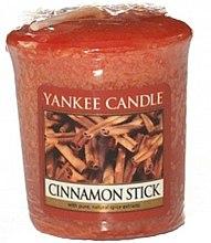 Parfums et Produits cosmétiques Bougie parfumée votive Bâton de cannelle - Yankee Candle Scented Votive Cinnamon Stick