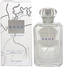 Parfums et Produits cosmétiques Gosh Kaos For Her - Eau de toilette