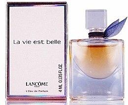 Parfums et Produits cosmétiques Lancôme La Vie Est Belle - Eau de Parfum ( mini )