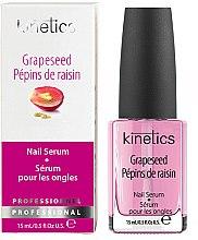 Parfums et Produits cosmétiques Sérum à l'huile de pépin de raisin pour ongles - Kinetics Mini Spa Grapeseed Nail Serum