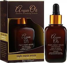 Parfums et Produits cosmétiques Sérum de nuit à l'huile d'argan marocain - Xpel Argan Oil Night Repair Serum