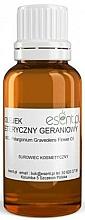 Parfums et Produits cosmétiques Huile essentielle de géranium - Esent