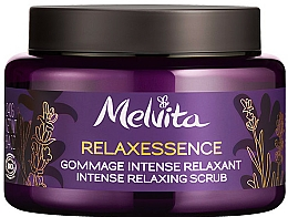 Parfums et Produits cosmétiques Gommage relaxant pour corps - Melvita Relaxessence Intense Relaxing Scrub