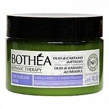 Parfums et Produits cosmétiques Masque pour cheveux indisciplinés - Bothea Botanic Therapy Liss Sublime Mask pH 4.0
