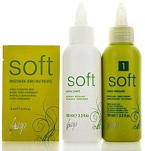 Parfums et Produits cosmétiques Kit permanente pour cheveux fins et incolores - Vitality's Soft №1