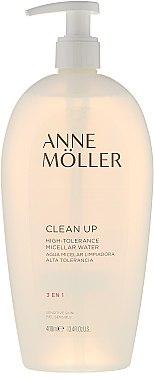Eau micellaire 3 en 1 - Anne Moller Clean Up Sensitive eau micellaire 3 en 1 — Photo N1