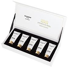 Parfums et Produits cosmétiques Lotion aux protéines de soie et acide succinique pour cheveux - Balmain 5 Week Enriching Hair Treatment