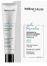 Parfums et Produits cosmétiques Sérum à l'acide hyaluronique pour contour des yeux - Miraculum Woda Termalna
