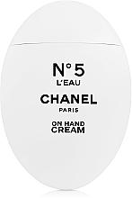 Parfums et Produits cosmétiques Chanel N5 L'Eau - Crème pour mians