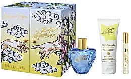 Parfums et Produits cosmétiques Lolita Lempicka Mon Premier Parfum - Coffret cadeau (eau de parfum/100ml + lotion corps/100ml + mini/7.5ml)