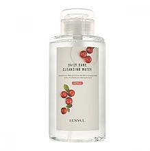 Parfums et Produits cosmétiques Eau micellaire à l'extrait de pomme pour visage - Eunyul Daily Care Cleansing Water Apple