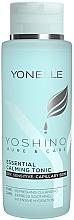 Parfums et Produits cosmétiques Lotion tonique anti-rougeurs pour visage - Yonelle Yoshino Pure & Care Essential Calming Tonic