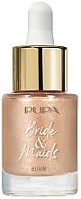 Parfums et Produits cosmétiques Sérum-base de maquillage éclaircissant - Pupa Bride & Maids Elixir