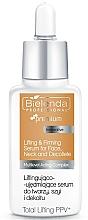 Parfums et Produits cosmétiques Sérum aux protéines de riz pour visage, cou et décolleté - Bielenda Professional Premium Total Lifting PPV+ Serum
