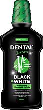 Parfums et Produits cosmétiques Bain de bouche - Dental Dream Black & White
