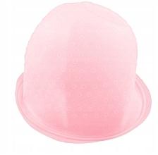 Parfums et Produits cosmétiques Bonnet à mèches en silicone, rose - Deni Carte