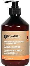 Parfums et Produits cosmétiques Après-shampooing aux huiles d'argan et riz - Beetre BeNature Damage Repair Conditioner