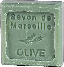 Parfums et Produits cosmétiques Savon de Marseille en forme carré à l'olive - Le Chatelard 1802 Soap Magnolia Olive