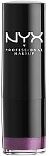 Parfums et Produits cosmétiques Rouge à lèvres crémeux - NYX Professional Makeup Round Lipstick