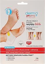 Parfums et Produits cosmétiques Masque exfoliant enzymatique pour pieds - Dermo Pharma Skin Repair Expert