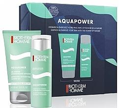 Parfums et Produits cosmétiques Biotherm Homme - Coffret (crème après-rasage/75ml + gel douche/150ml)