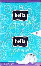 Parfums et Produits cosmétiques Serviettes hygiéniques, 14 pcs - Bella Ideale Ultra Night StaySofti