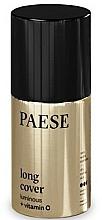 Parfums et Produits cosmétiques Fond de teint - Paese Long Cover Luminous