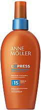 Parfums et Produits cosmétiques Spray solaire activateur de bronzage pour corps, SPF15 - Anne Moller Express Sunscreen Body Spray SPF15