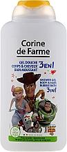 Parfums et Produits cosmétiques Shampooing et gel douche à la glycérine - Corine De Farme Toy Story 4 Shower Gel