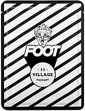 Parfums et Produits cosmétiques Masque-chaussettes relaxant - Village 11 Factory Relax Day Foot Mask