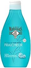 Parfums et Produits cosmétiques Gel douche aux algues et minéraux marins - Le Petit Marseillais Sea Minerals Shower Gel