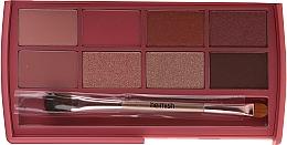 Parfums et Produits cosmétiques Palette d'ombres à paupières - Heimish Dailism Eye Palette Rose Memory