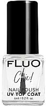 Parfums et Produits cosmétiques Top coat UV - Constance Carroll Fluo Chic UV Top Coat
