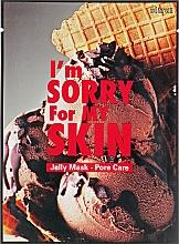 Parfums et Produits cosmétiques Masque tissu pour visage - Ultru I'm Sorry For My Skin Pore Care Mask