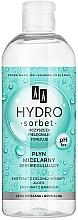 Parfums et Produits cosmétiques Fluide micellaire séborégulateur à l'extrait de bambou et vitamine C - AA Hydro Sorbet Micellar Lotion