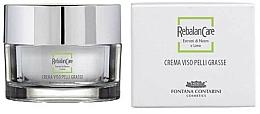 Parfums et Produits cosmétiques Crème à l'extrait de neem et lime pour visage - Fontana Contarini Face Cream for Oily Skin