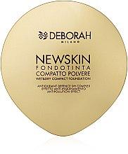 Parfums et Produits cosmétiques Fond de teint compact - Deborah New Skin Compact Foundation