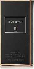 Parfums et Produits cosmétiques Fond de teint compact - Serge Lutens Teint Si Fin Compact Foundation