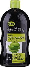Parfums et Produits cosmétiques Shampooing Pomme - Bluxcosmetics Naturaphy Apple Hair Shampoo