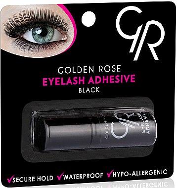 Colle waterproof à faux-cils, noire - Golden Rose Eyelash Ahhesive