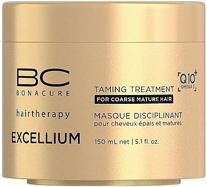 Masque disciplinant pour cheveux épais et matures - Schwarzkopf Professional Bonacure BC — Photo N1
