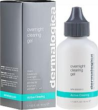 Parfums et Produits cosmétiques Gel nettoyant de nuit à l'acide salicylique pour visage - Dermalogica Active Clearing Overnight Clearing Gel