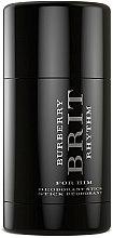 Parfums et Produits cosmétiques Burberry Burberry Brit Rhythm - Déodorant stick parfumé