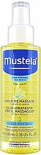 Parfums et Produits cosmétiques Huile de massage sans parabènes - Mustela Bebe Massage Oil